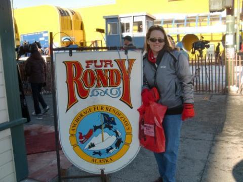 Alex at Fur Rondy
