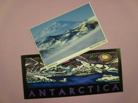 Antarctic Postcards
