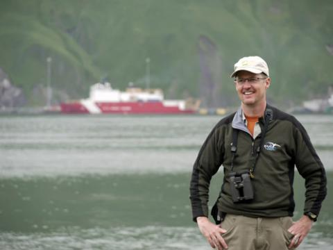 Bill in Dutch Harbor