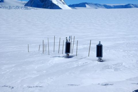 Buried Seismic Station
