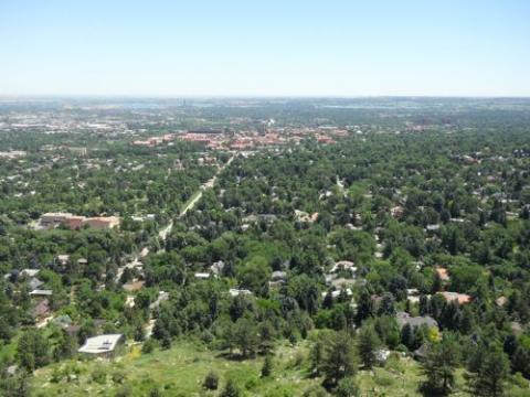 Univeristy of Colorado, Boulder
