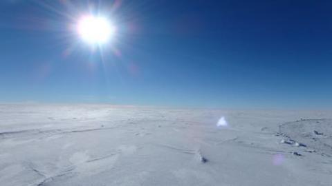Antarctic Sceneary