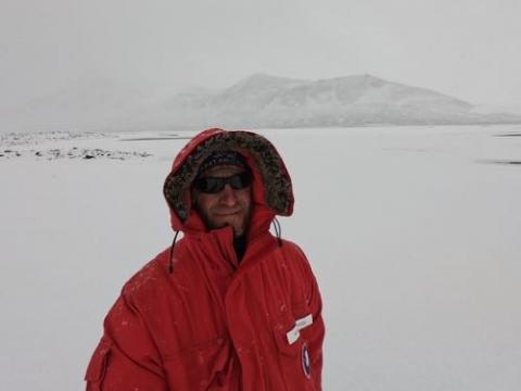 Antarctic Weather