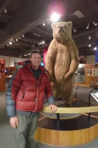 Alaskan Grizzley