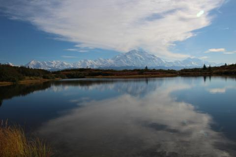 Reflection Pond – Denali National Park