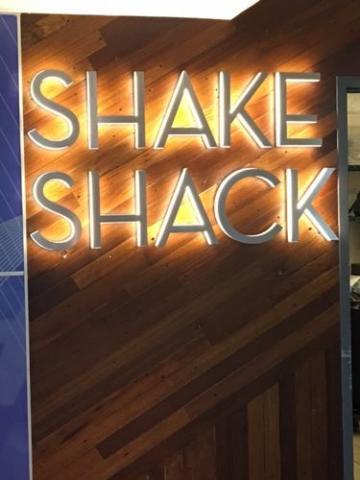 Shake Shack JFK Airport Terminal B New York