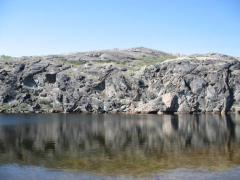 Scene from Greenland (JSEP 2012)