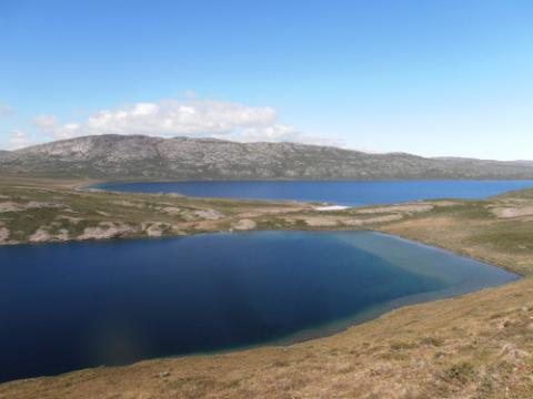 Near Kangerlussuaq, Greenland