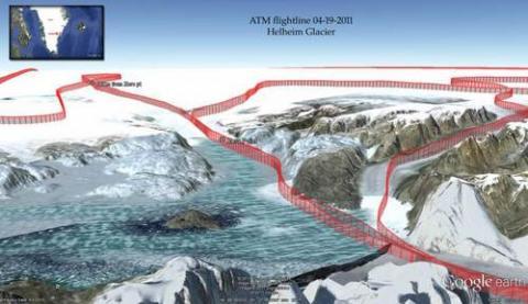 expeditions airborne survey polar journals