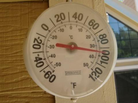 Hot in Boulder