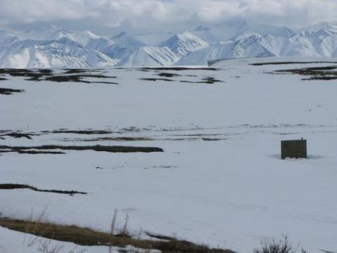 View of Brooks Range
