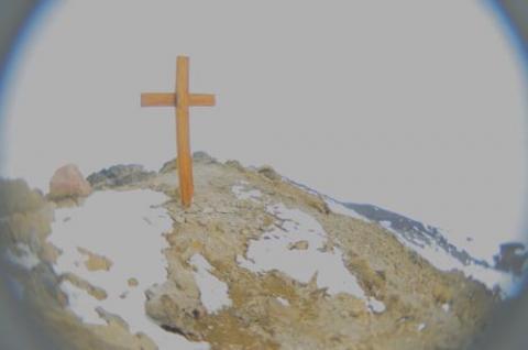 Cross at Ob Hill