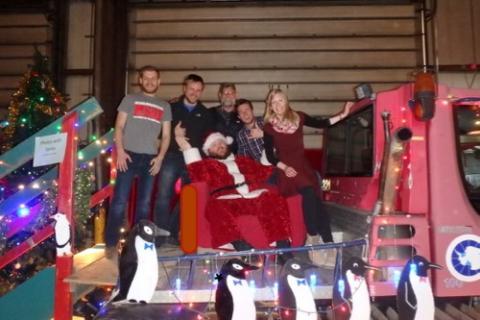 AWS Christmas