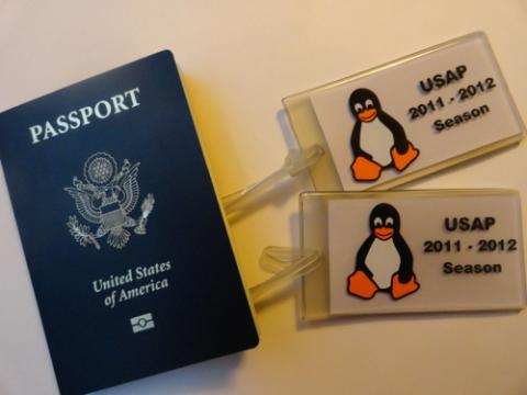 Passport and Luggage Tags