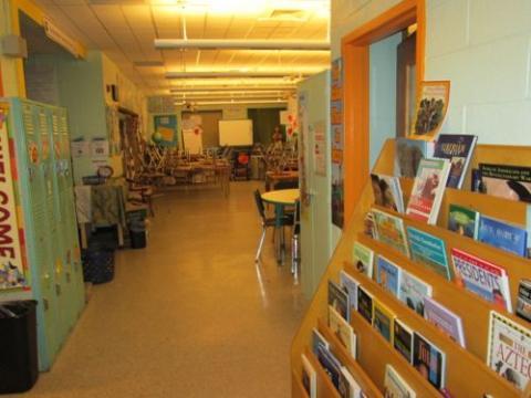 6th Grade Bilingual Classroom
