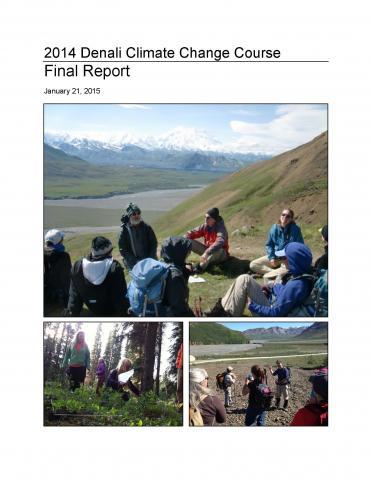 2014 Denali Climate Change Course Final Report