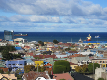 Punta Arenas, Chile. Photo by Amber Lancaster.