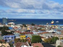 Colorful Punta Arenas and the NBP