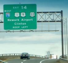 Back in NJ