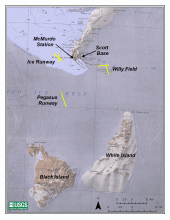 Runways of McMurdo