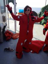 Gumby suit- Marine Safety