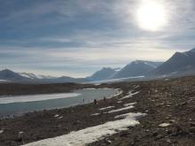 The Wormherders in the Dry Valleys.