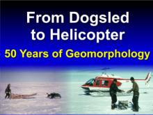 50 Years of Geomorphology