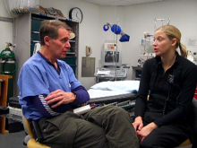 Dr. Mark Klinker and I sit down for a chat