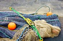 Mid-Water Trawl Net.