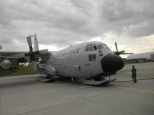 Plane to Greenland