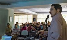 Armando presenting.