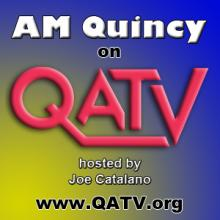 Logo for AM Quincy