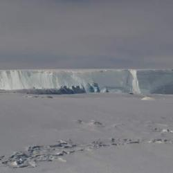 The Ross Ice Shelf