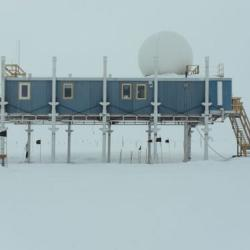 The Big House - Summit Station, Greenland