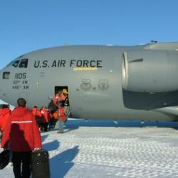 Loading the C-17
