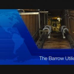 Screen shot of the video title The Barrow Utilidor