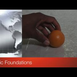 Screen shot image of Arctic Foundations video