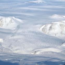 Glacier Axel Heiberg Island