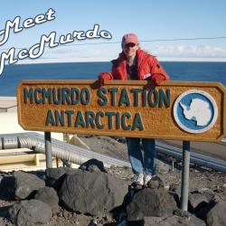 Meet McMurdo - Discovery Hut