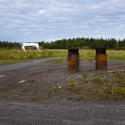 Traces of Iditarod