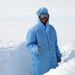 Easter Bunny in the Arctic?
