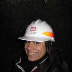 Ms G underground