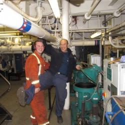 Engine Room Crew