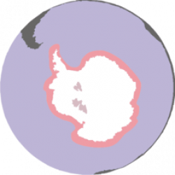 Weddell seal range