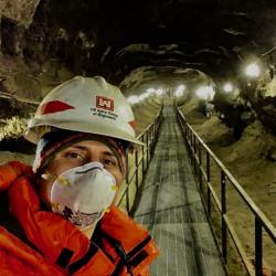 CRREL Permafrost Tunnel Research Facility