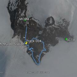 Google Earth Hike