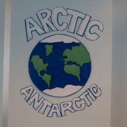 Poster of Arctic and Antarctic.