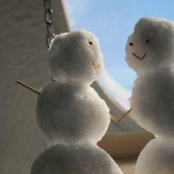 Snowmen in the Shelter