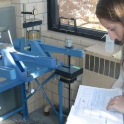Reba looking up engineering calculations