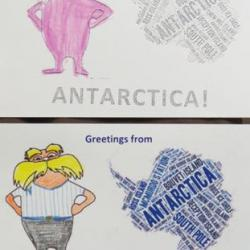 Flat Lorax Post Cards